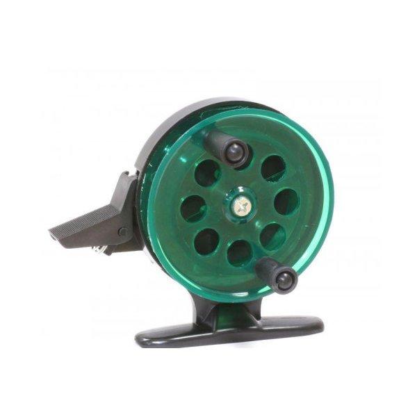 Катушка Три Кита КП-65 Зеленая