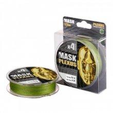 Шнур Akkoi Mask Plexus X4 125/0,12 (Green)