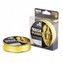 Шнур Akkoi Mask Plexus X4 125/0,12 (Yellow)