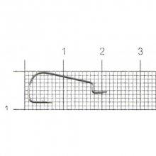 Офсетный крючок Nautilus Sting Offset SSW 1008