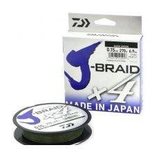 Шнур Daiwa J-Braid X4 270 м
